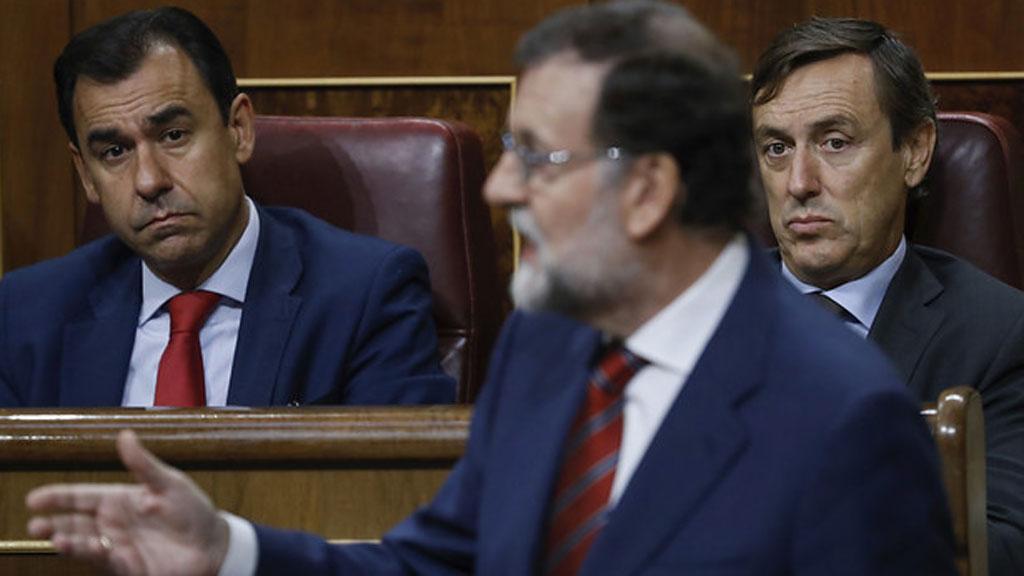 Rajoy pide una vez más al Govern que cumpla la ley y que respete los derechos de las personas