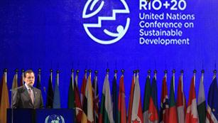 Rajoy, presentado como presidente de las Islas Salomón