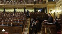 Ir al VideoRajoy reitera su disposición al entendimiento con Cataluña pero respetando la Constitución