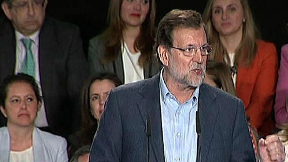 """Rajoy: """"No somos responsables de la frustración que ha generado la izquierda radical griega"""""""