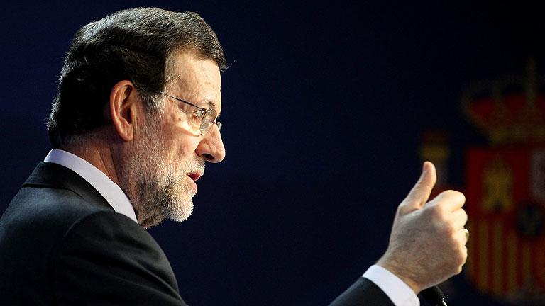 """Rajoy: """"He considerado la opción de que me hagan una hue"""