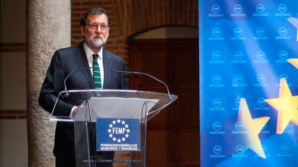 """Rajoy, sobre el veto migratorio de Trump: """"No estoy a favor de los vetos ni de las fronteras"""""""