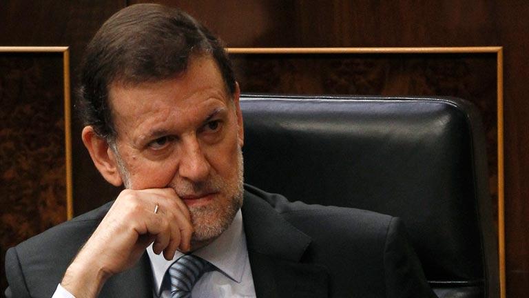 """Rajoy subraya """"la plena coincidencia"""" de la agenda europea y española"""