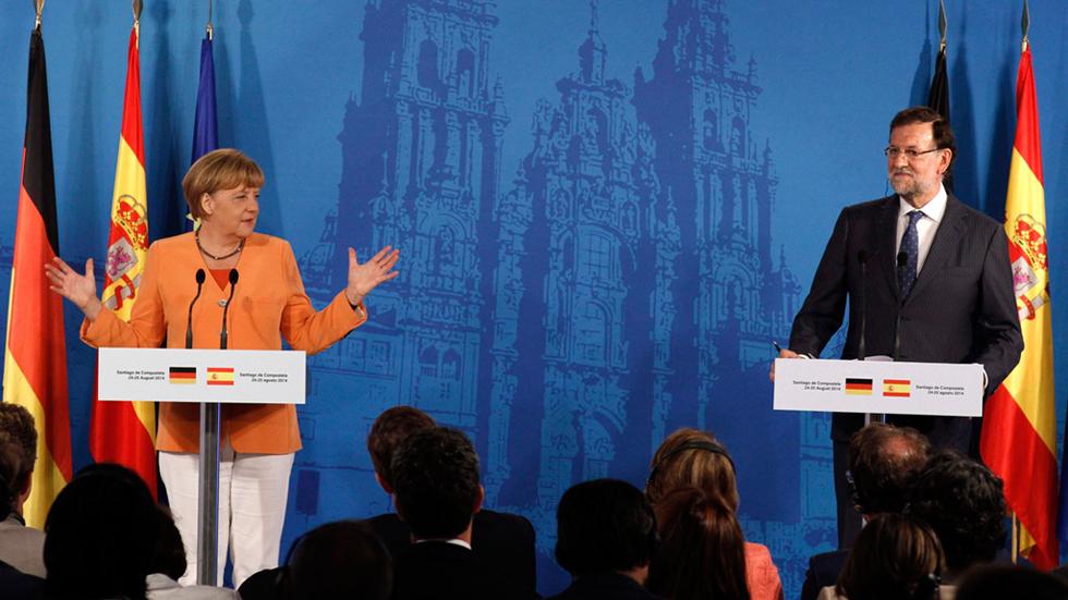 Rajoy viajará a Berlín y analizará con Merkel la crisis migratoria