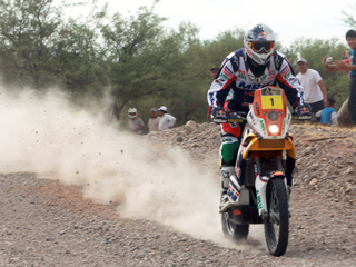 Rally Dakar - Etapa 4 (San Juan - Chilecito) - 04/01/12