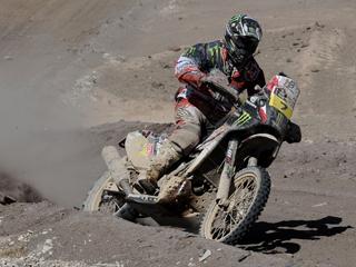 Rally Dakar - Etapa 8  (Copiapó-Antofagasta) - 09/01/12