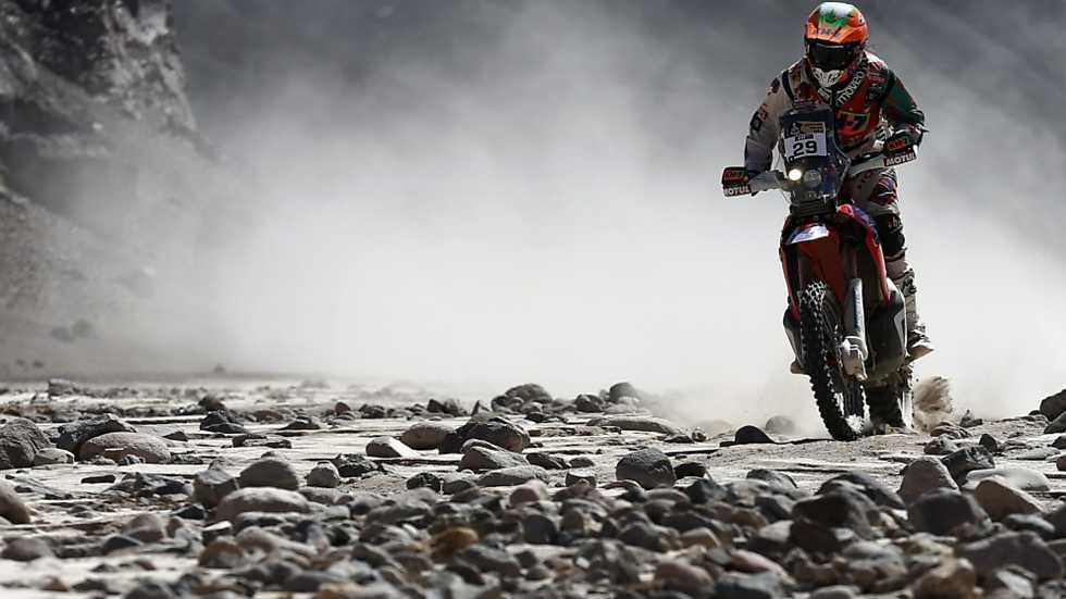 Rally Dakar 2015 - Resumen