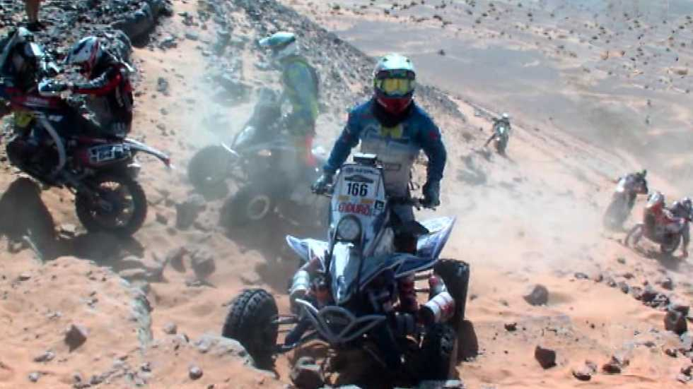 Rally 'Merzouga' Dakar Series 2017