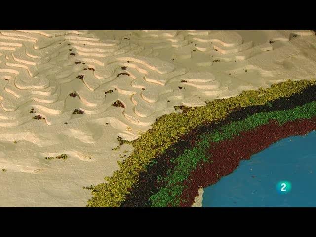 Las riberas del mar océano - Ramblas y deltas
