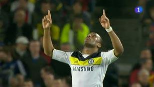 Ramires recorta el marcador para el Chelsea (2-1)