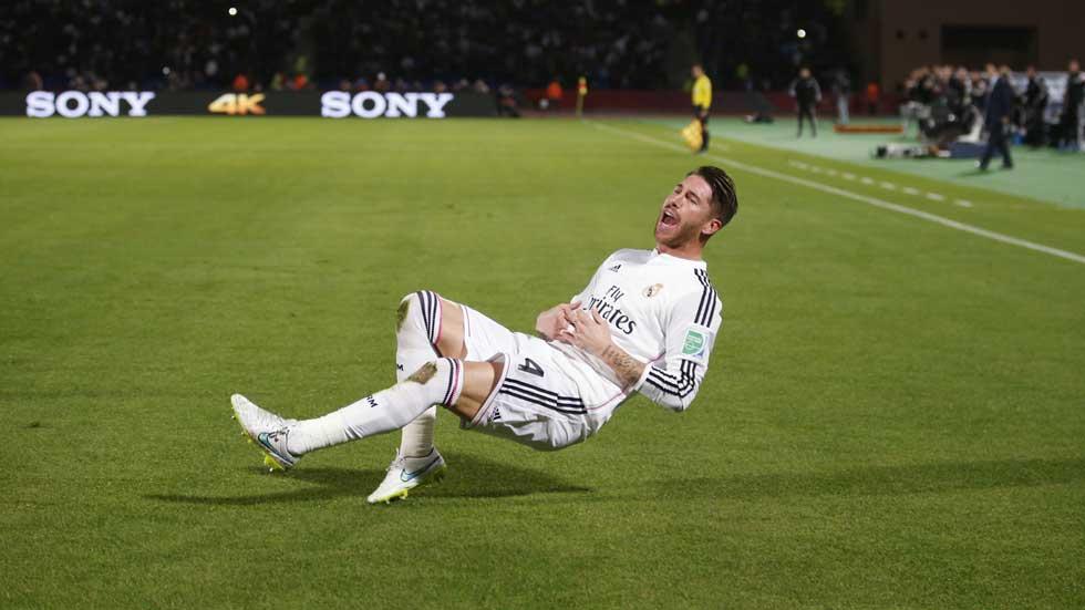 Ramos podrá estar en la final del Mundialito