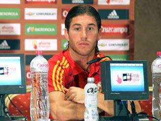 Ramos vuelve al lugar de su debut