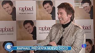Más Gente - Raphael presenta 'El reencuentro', su nuevo disco