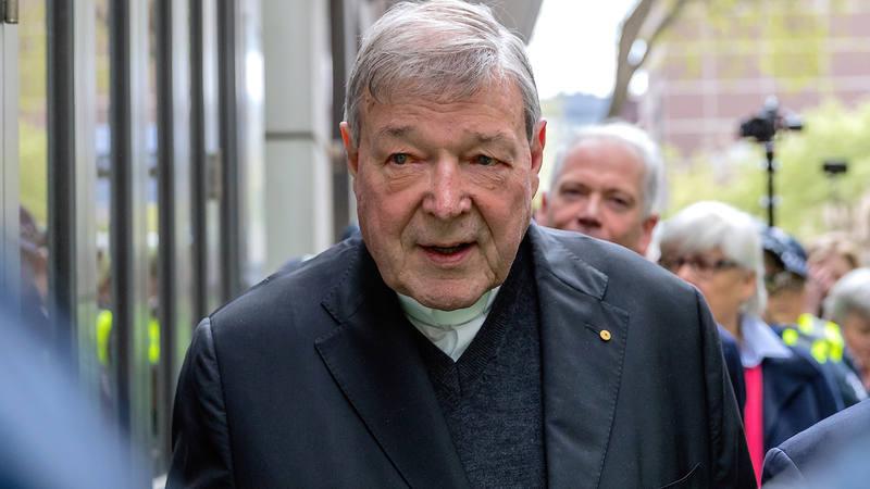 Ratificada la condena por pederastia contra el cardenal George Pell