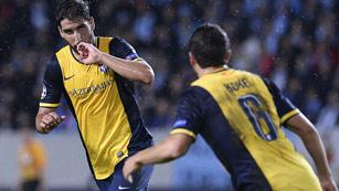 Raúl García pone el 0-2 definitivo ante el Malmö