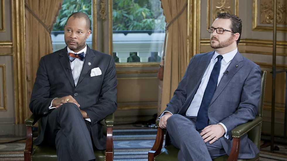 Conversatorios en Casa de América - Raúl de Vidal y Sepúlveda, y Aaron Ford