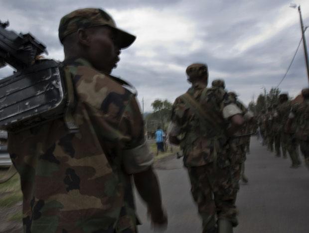 En portada - R.D. Congo. Minerales de guerra