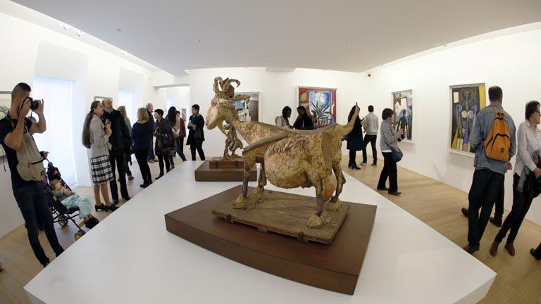 Ha reabierto al público el recién remodelado Museo Picasso de París