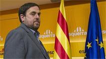 Ir al VideoReacciones en Cataluña a la sugerencia de ERC de desobedecer al Constitucional