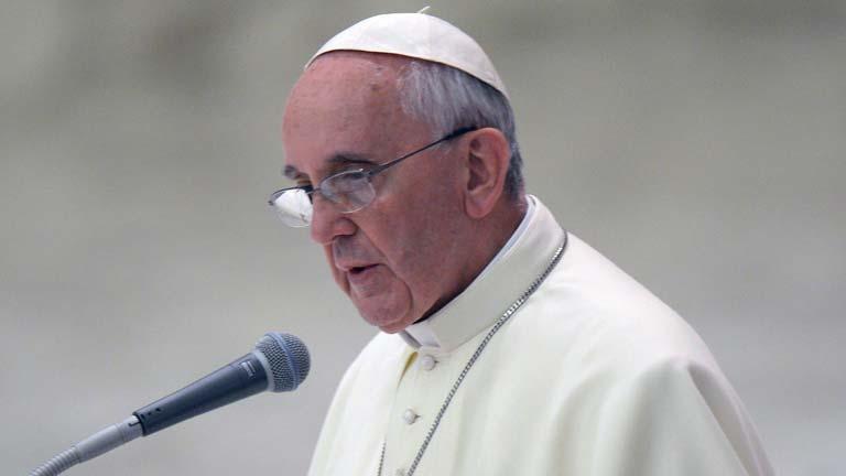 Las declaraciones del papa Francisco remueven las tradiciones de la Iglesia