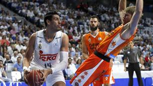 Real Madrid 82-57 Valencia Basket