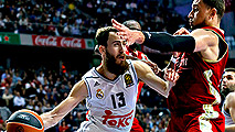 Ir al Video Real Madrid 97 - 65 Estrasburgo