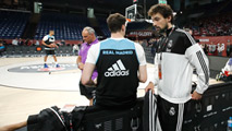 Ir al Video El Real Madrid arranca la Final Four contra el Fenerbahce