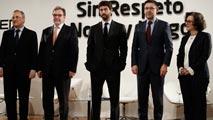 Ir al VideoReal Madrid, Barça y Juventus lucharán contra la discriminación