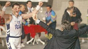 El Real Madrid gana la Copa del Rey de 1993