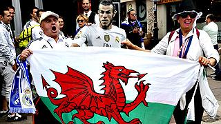 El Real Madrid hizo que toda Cardiff fuera merengue