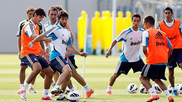 El Real Madrid inicia la pretemporada