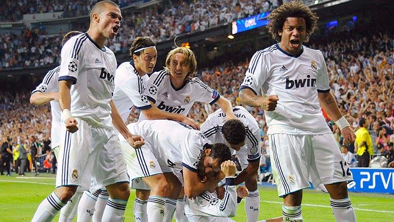 El Real Madrid remonta y se lleva la victoria ante el Manchester City