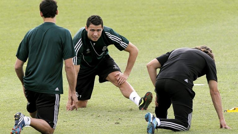 El Real Madrid, con la vista puesta en la 'Décima'
