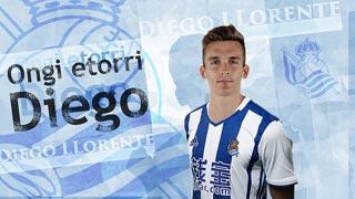 La Real Sociedad ficha al defensa Diego Llorente