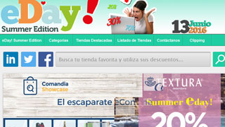 Las rebajas de verano se adelantan en internet con descuentos de hasta el 80%