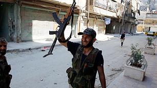Los rebeldes lanzan ataques para recuperar su bastión en Alepo