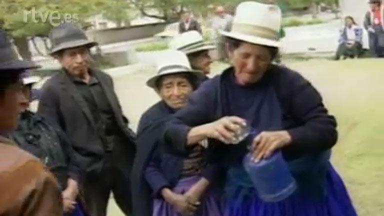 Mujeres de América Latina - Rebeldes de trenzas largas