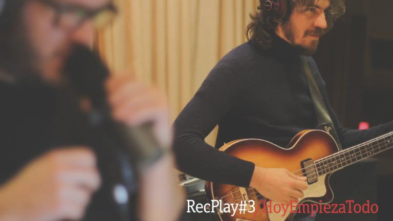 "REC-PLAY #3 - Mucho ""Life on mars?"" - 28/01/16"