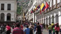 La recesión económica será el principal problema del próximo presidente de Ecuador, según los expertos