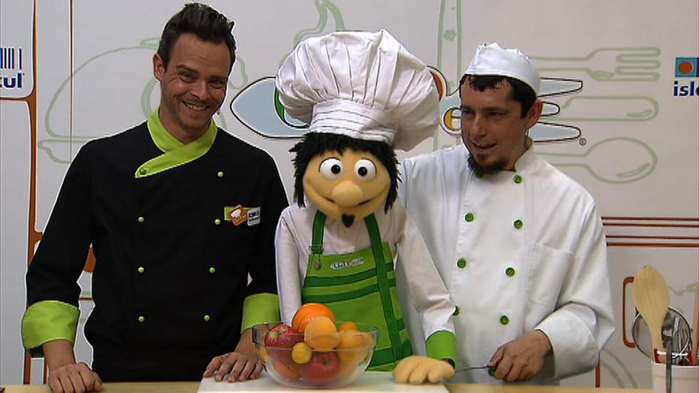 Ni os y padres a la cocina con 39 chef pepo 39 - Como cocinar berberechos ...