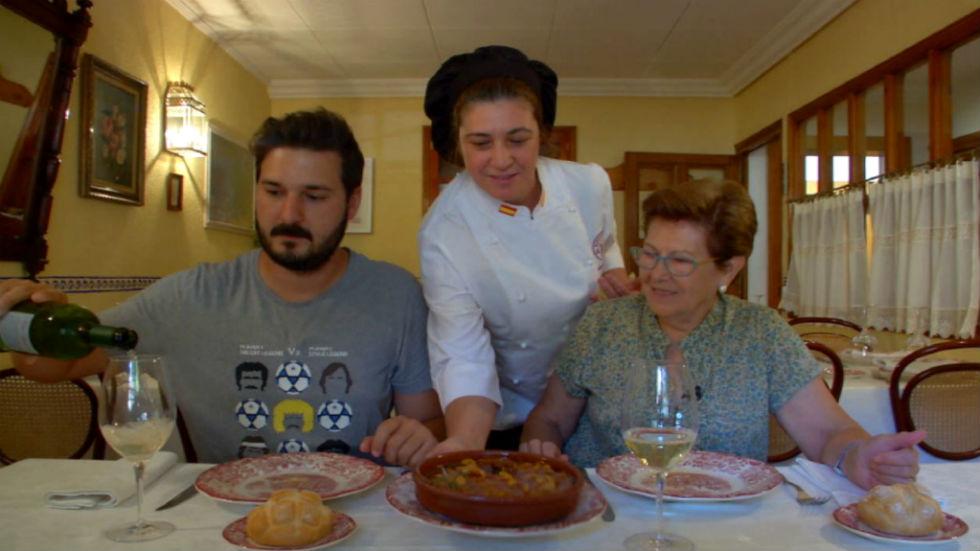 Aquí la tierra - Recetas tradicionales: Callos a la madrileña