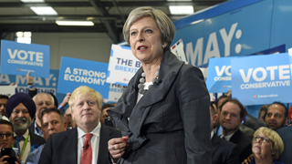 Los recientes atentados convierten la campaña electoral británica en un debate sobre la política de seguridad