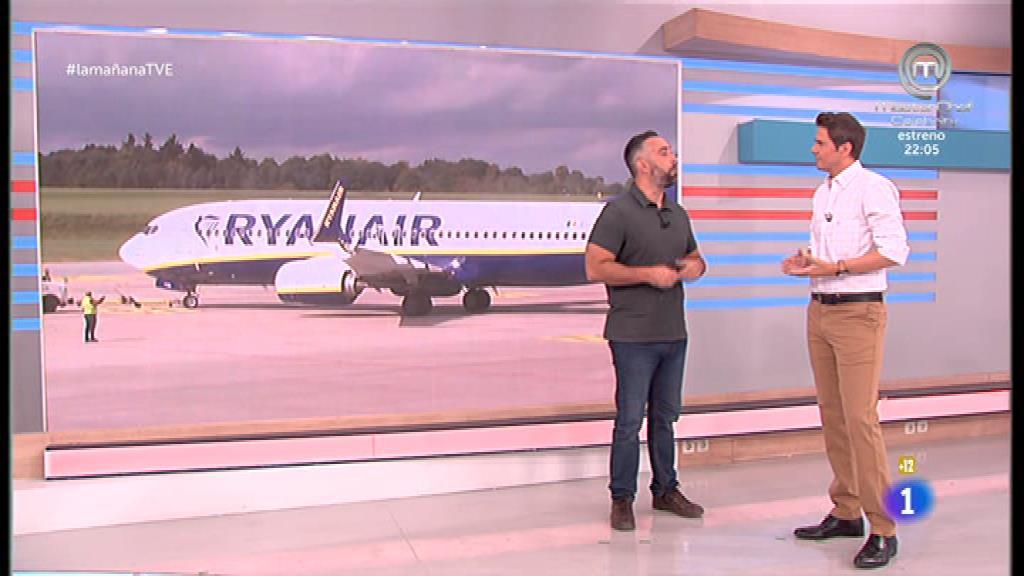 Reclamaciones contra Ryanair por cancelación de vuelos