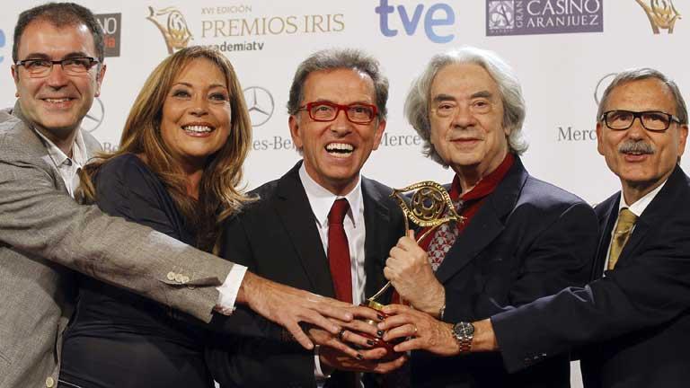 Premios Iris - Reconocimiento especial para 'Saber y ganar'