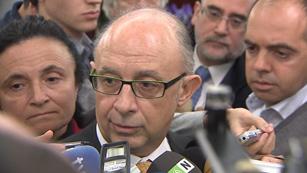 """Los presupuestos se aprobarán con """"reformas parciales dentro de los grandes impuestos"""""""