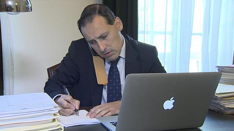 Los recortes ahogan a los abogados de los que menos tienen