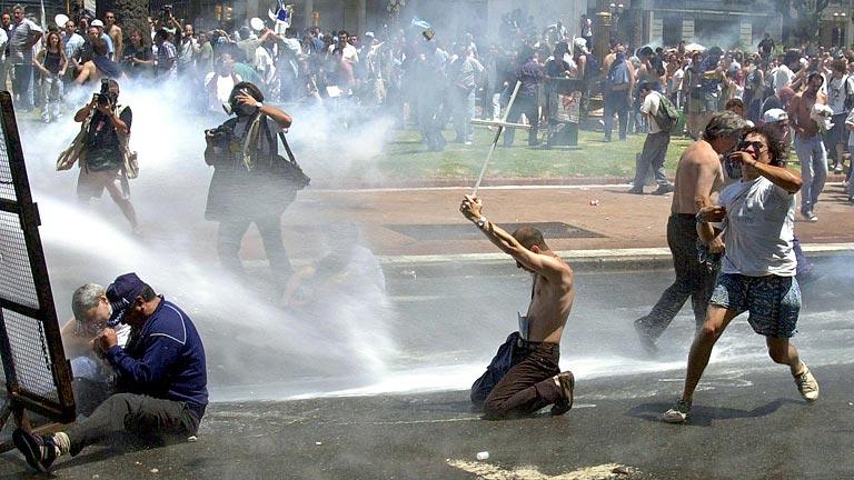 Hace una década, Argentina sufrió la peor crisis económica y social de su historia