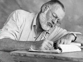 Recuerdo a Hemingway en 'Saber y ganar'