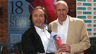 """El recuerdo de Severiano Ballesteros sigue vivo en """"18 hoyos con Seve"""""""