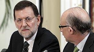 Rajoy plantea una reforma de la Administración Pública